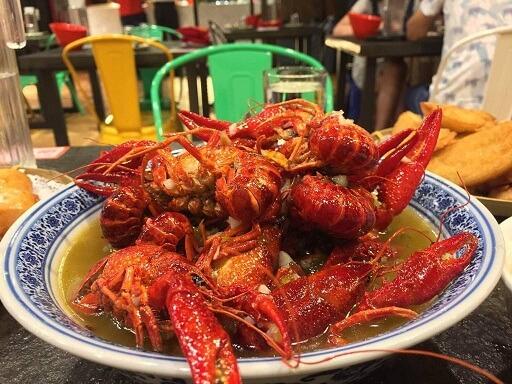 南京龙宫龙虾·美蛙鱼头火锅加盟优势