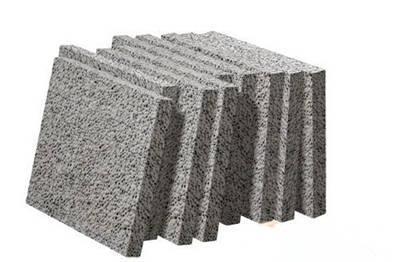 四通维达泡沫混凝土砌块