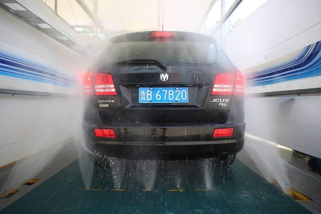 龟博士洗车