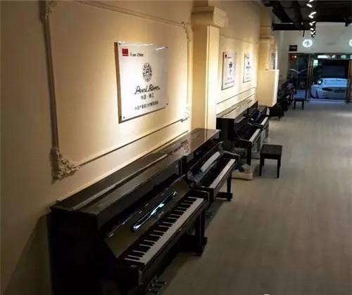 欧歌钢琴城