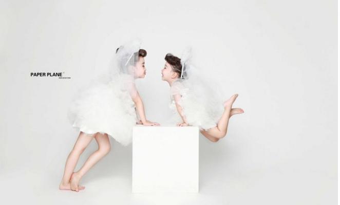 纸飞机儿童摄影加盟支持