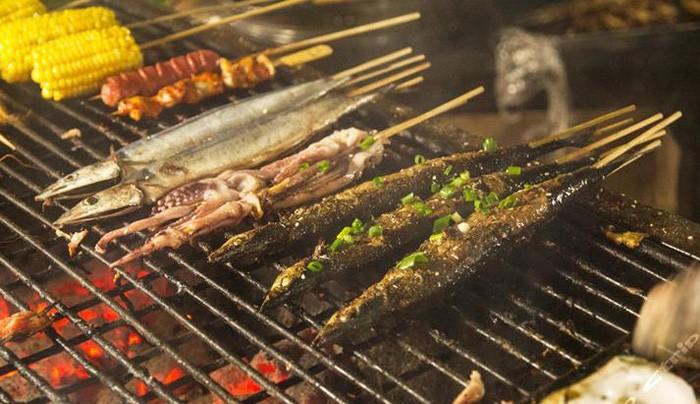 串串烧健康美味烤