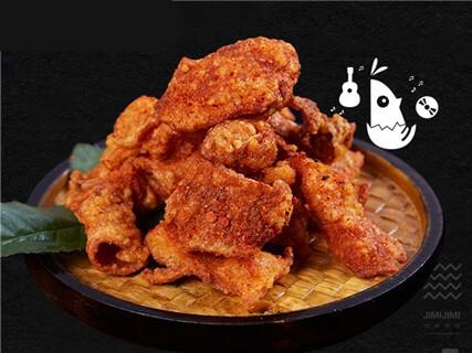 鸡咪鸡咪台式脆皮鸡排