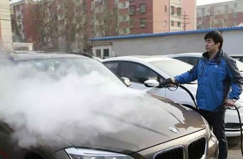 镭豹洗车机