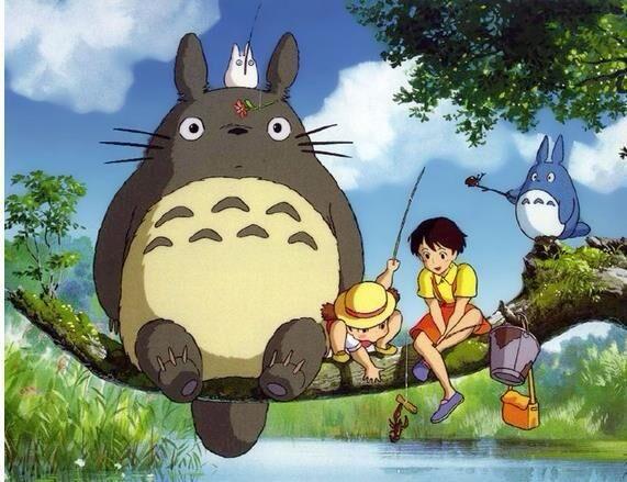 Totoro龙猫