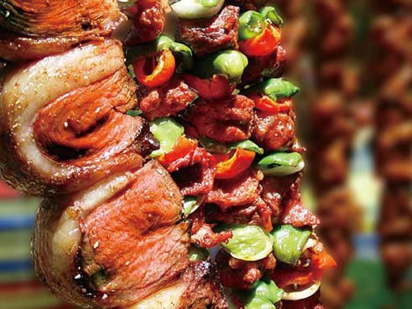 三千里烤肉