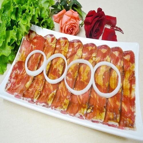 千纸鹤嫩汁烤肉