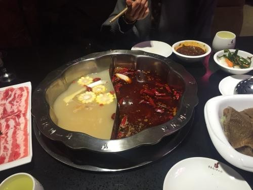 刘一手火锅