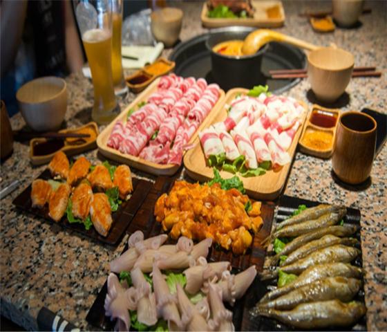 煮烤官火锅烧烤
