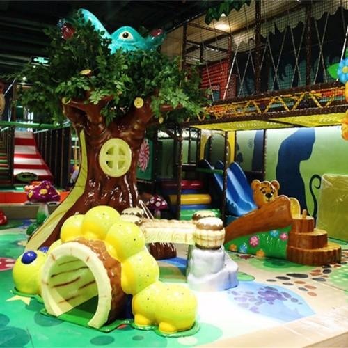 奇乐儿童乐园