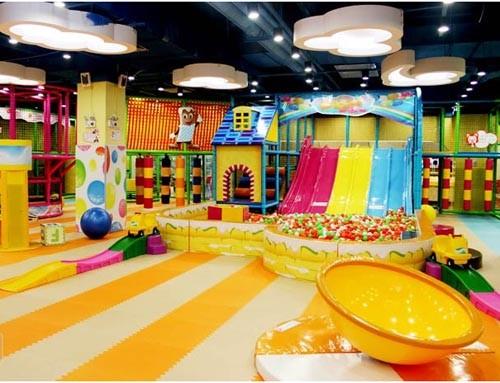 开心大本营儿童乐园