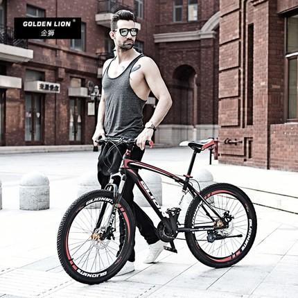 金狮自行车
