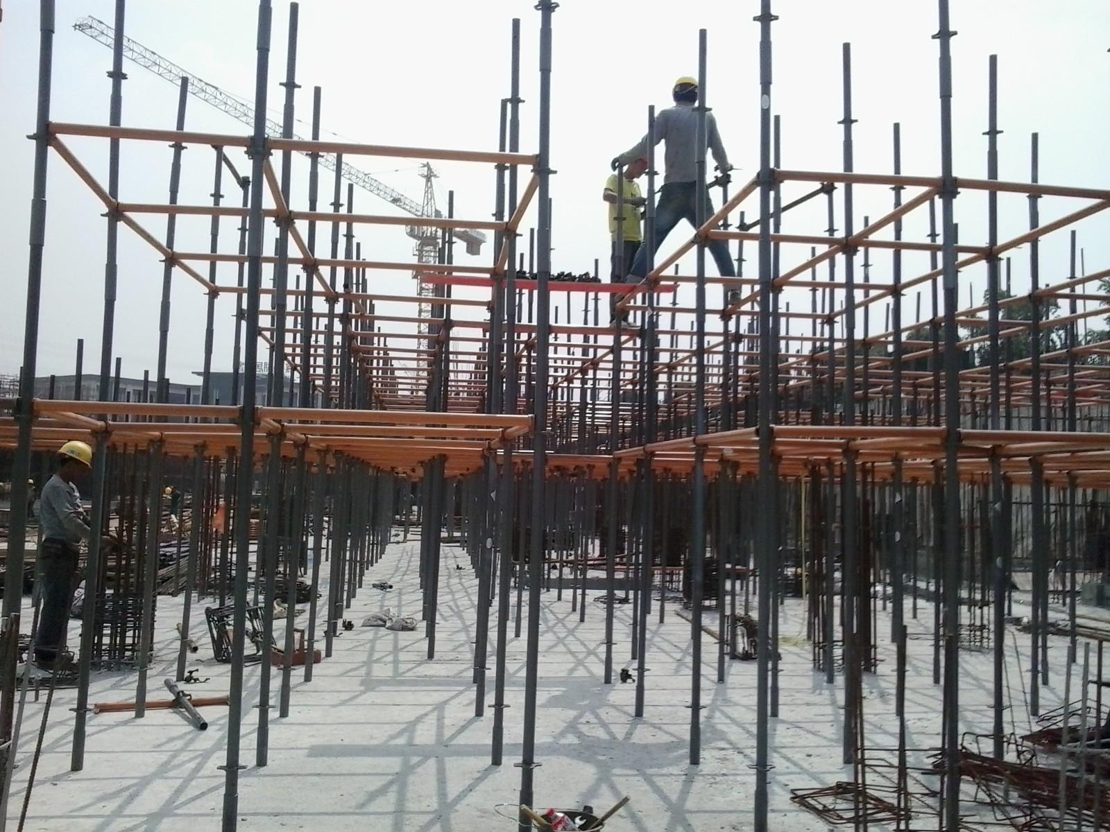 杭州新型建筑模板支撑