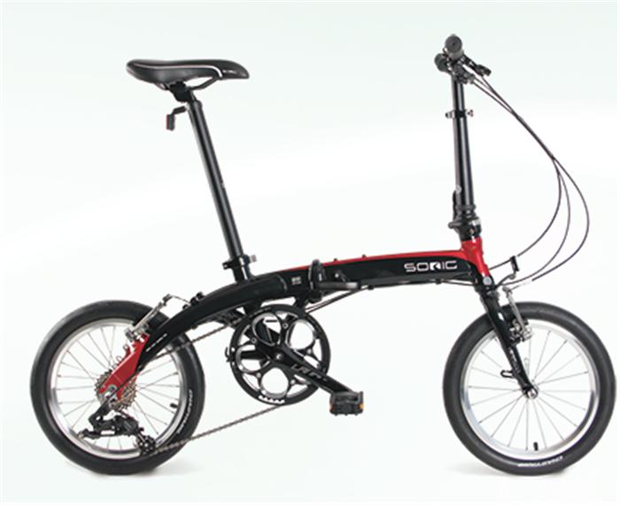 小果折叠自行车