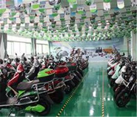 绿梵电动车