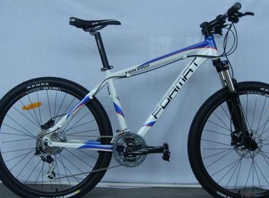 format自行车
