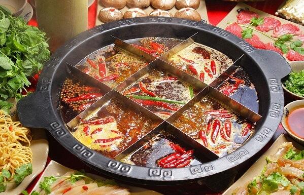 小红袍香港私房火锅料理