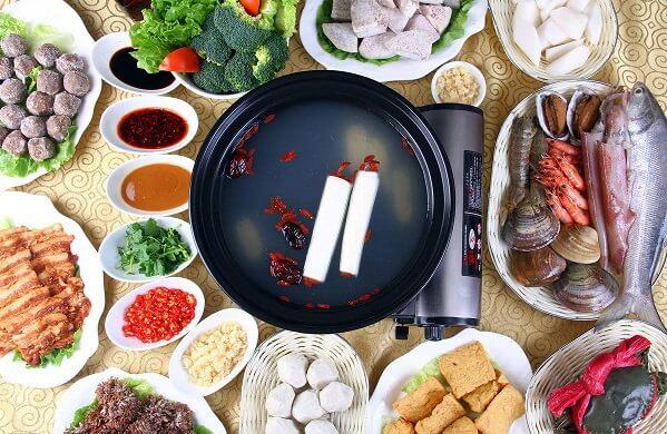 泽一佳料理重庆火锅
