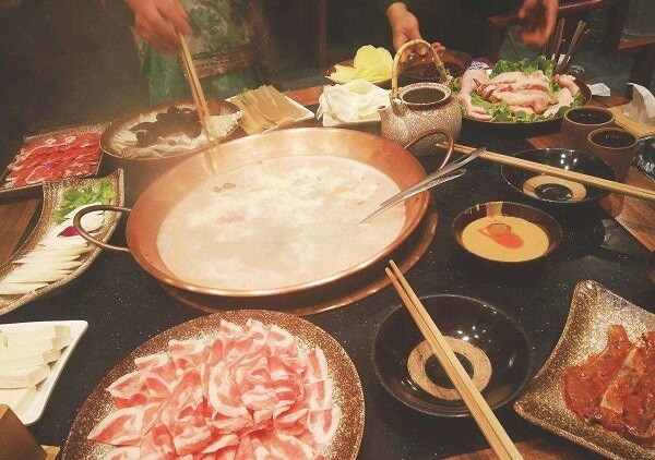 红胖墩原味火锅