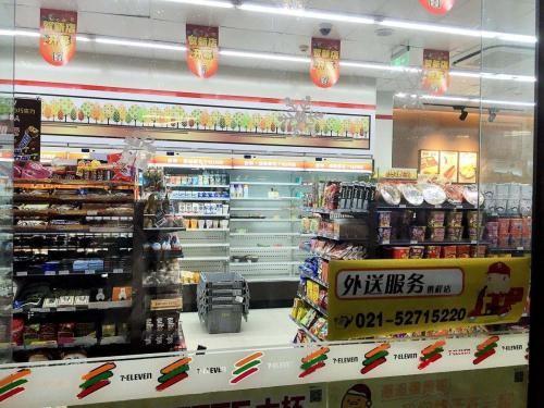 7-11便利店超市