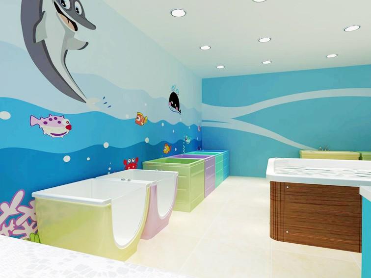 小熊之家婴儿游泳馆