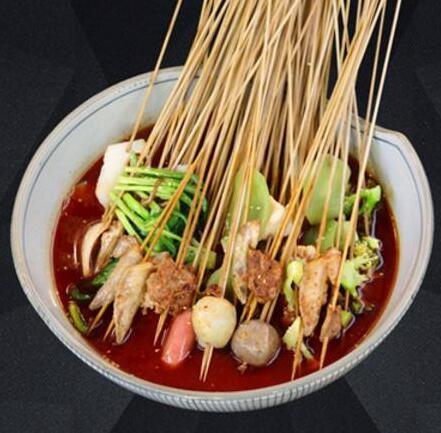 七婆串串香火锅是