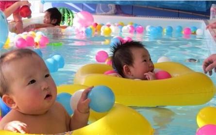 水宝宝婴儿游泳馆