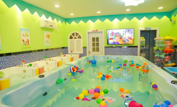 爱儿乐婴儿游泳馆