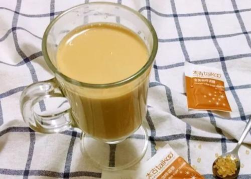 80度奶茶店