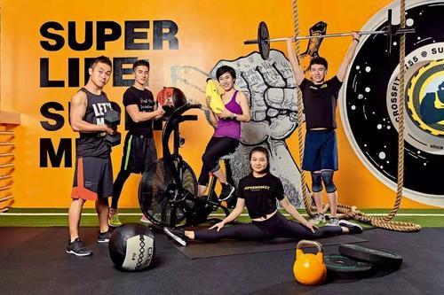 超级猩猩健身加盟支持