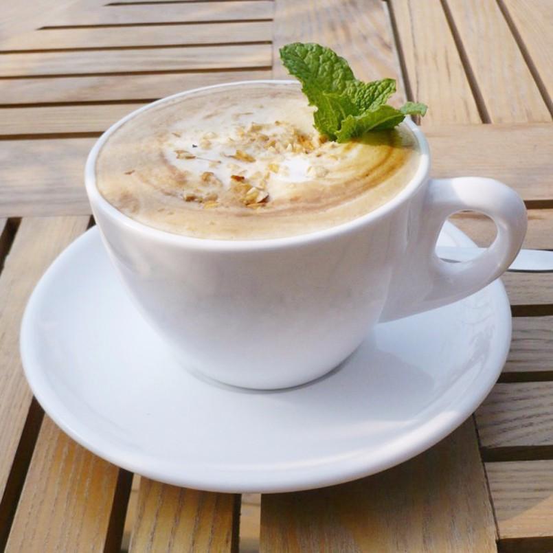 黑芙蕾奶茶