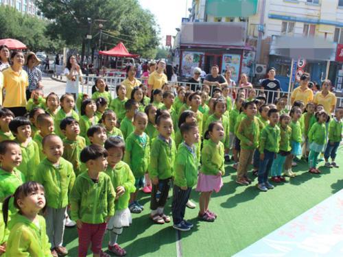 能量娃幼儿园加盟条件