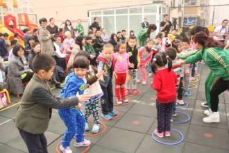 能量娃幼儿园加盟支持