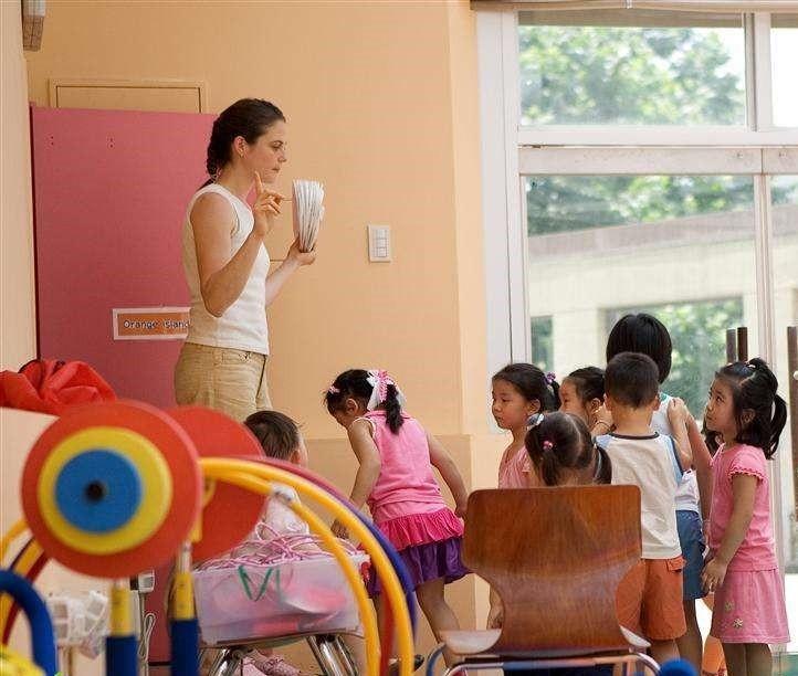 橄榄树英语幼儿园