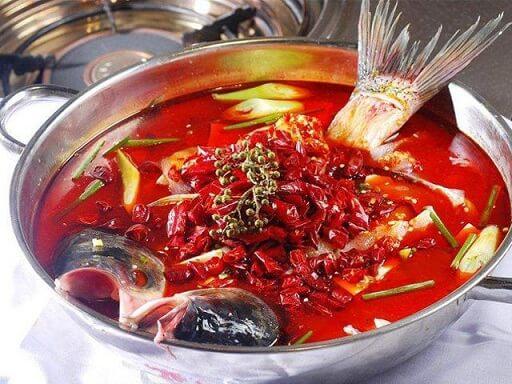 巴湘石锅鱼
