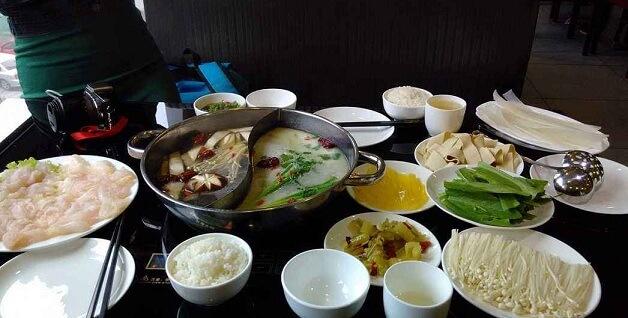 三江三味灶台鱼