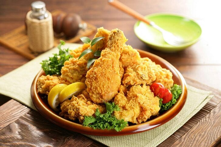 清河京味炸鸡