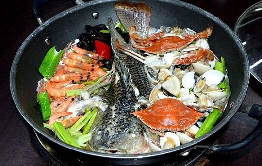 箩箩贵州酸汤鱼