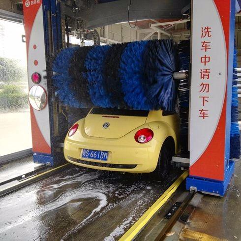 智多橙无人全自动洗车