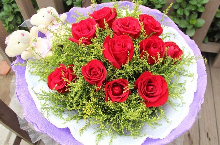 礼意久久鲜花