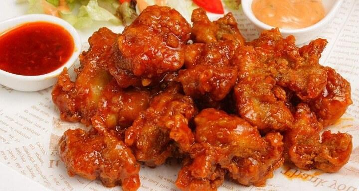 AZA韩国炸鸡
